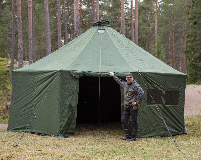 FDF 20-HQ Tent