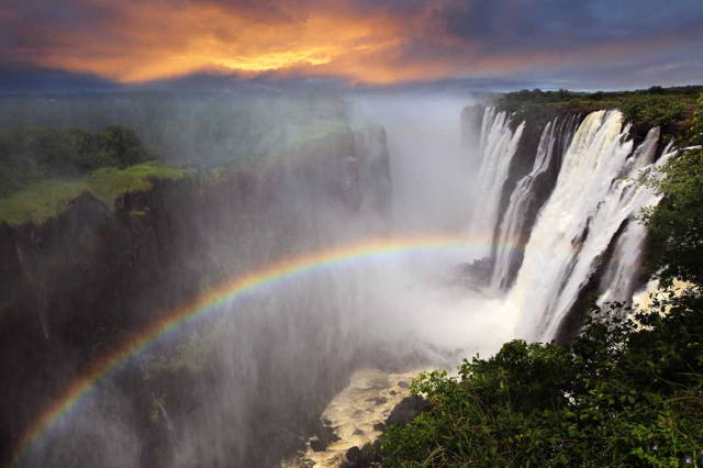 Victoria Falls - a Must See