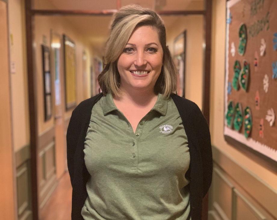 Danielle Hardin , Teacher
