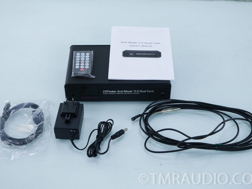 DSPeaker Anti-Mode 2.0 Dual Core USB DAC (8245)
