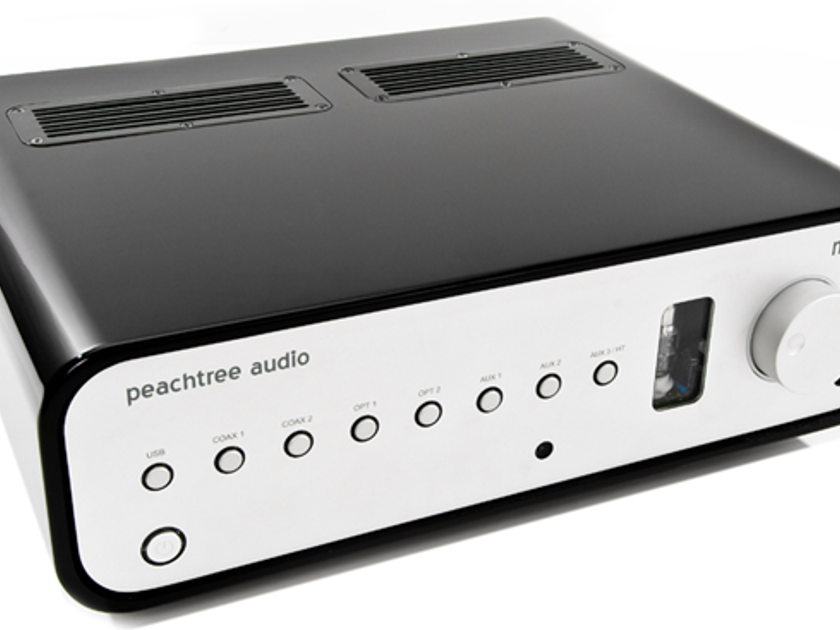 Peachtree Nova Black Intregrated Amp / Pre-Amp / DAC