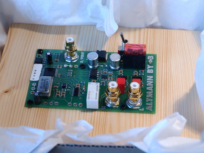 ALTMANN ATTRACTION DAC THE REFERENCE CONVERTER SOUNDWISE