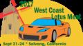 2017 British Racing Group West Coast Lotus Meet