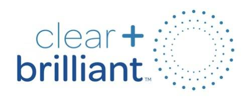 Clear + Brilliant logo
