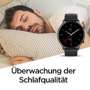 Amazfit GTR 2e - Überwachung der Schlafqualität für optimale Leistung