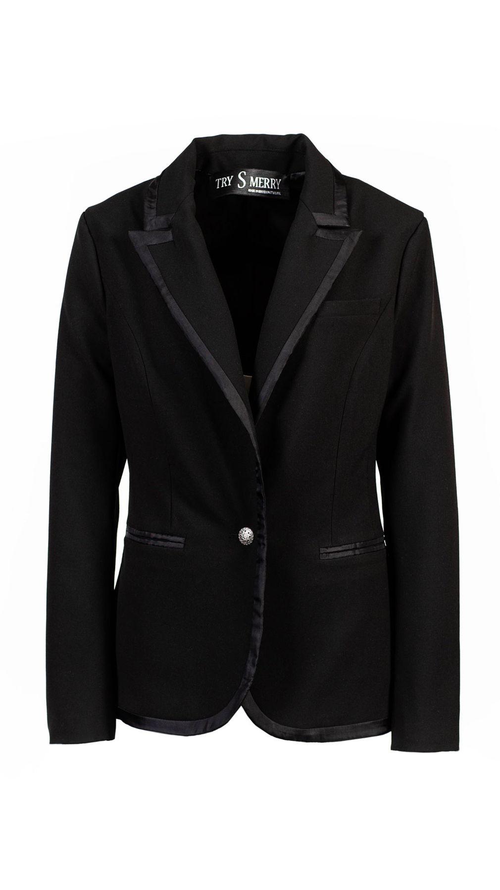 Классический пиджак MD