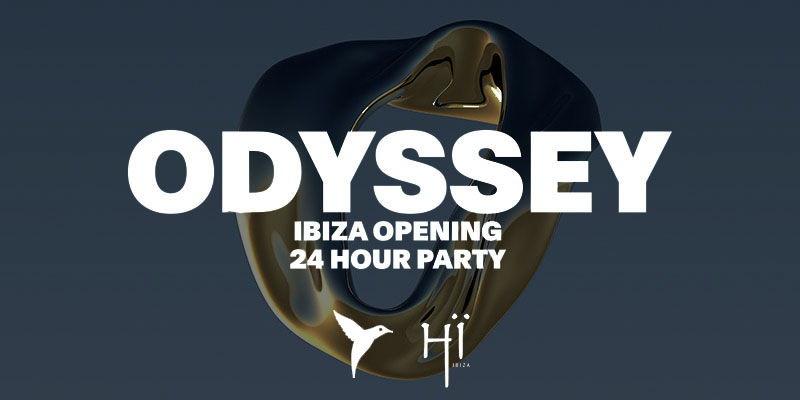 Odissey Ibiza opening 2020, fiesta apertura Ushuaia y Hi Ibiza
