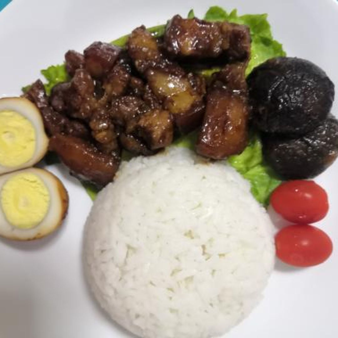 Babi pongteh. One of my favourite nyonya dish.