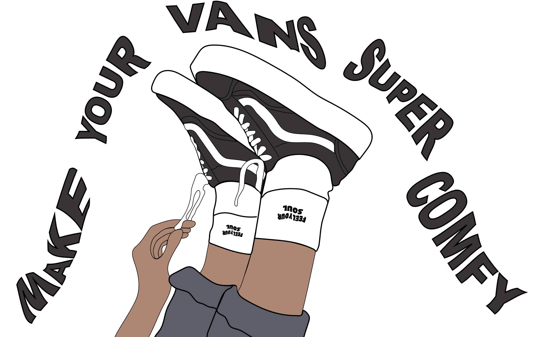 insoles for vans
