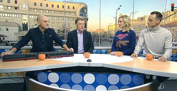 Юрий Костин и Андрей Державин пригласили зрителей Первого канала на «Дискотеку 80-х» - Новости радио OnAir.ru