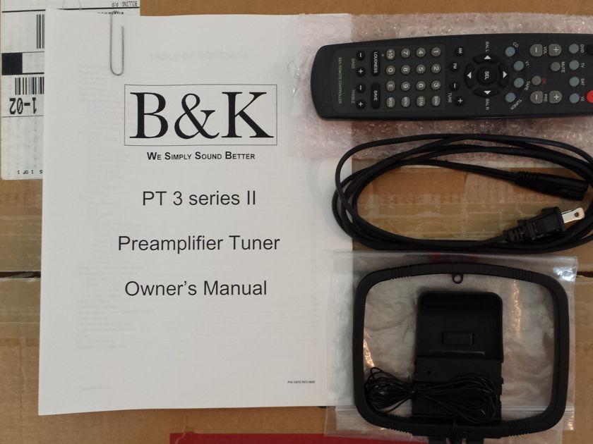 B&K PT-3 Series II