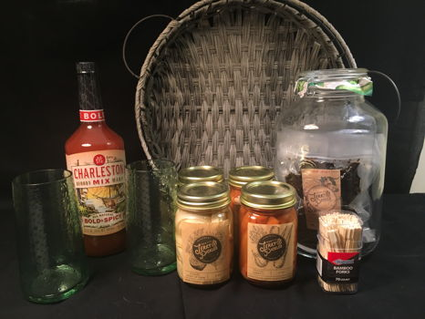 Pickle Lovers Basket from Marty's Jerky & Pickles