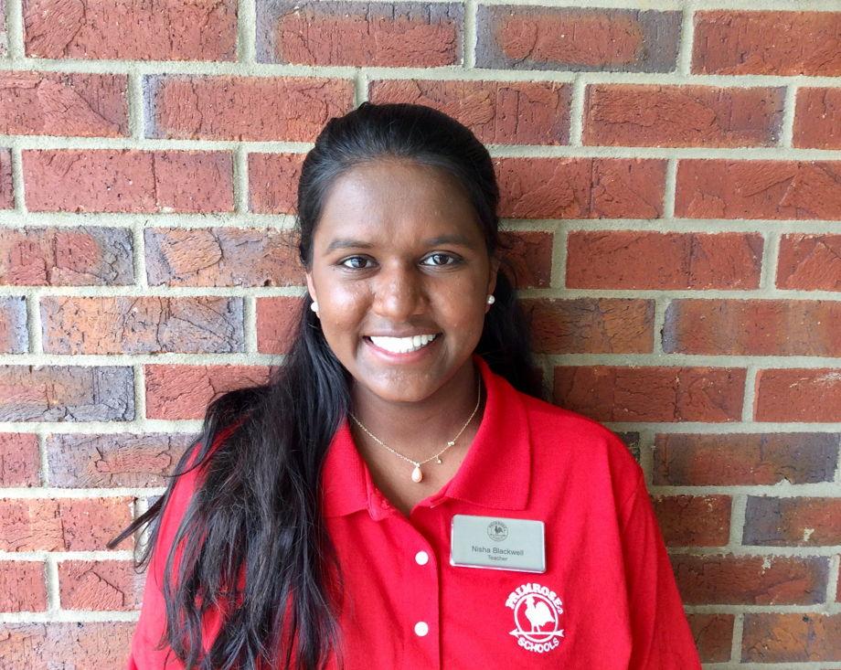 Ms. Nisha Blackwell , Early Preschool Teacher