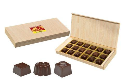 Corporate Gifts for Clients - 18 Chocolate Box - Assorted Candies (10 Boxes)