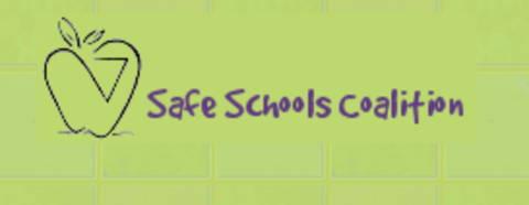 Safe Schools Coalition logo and link