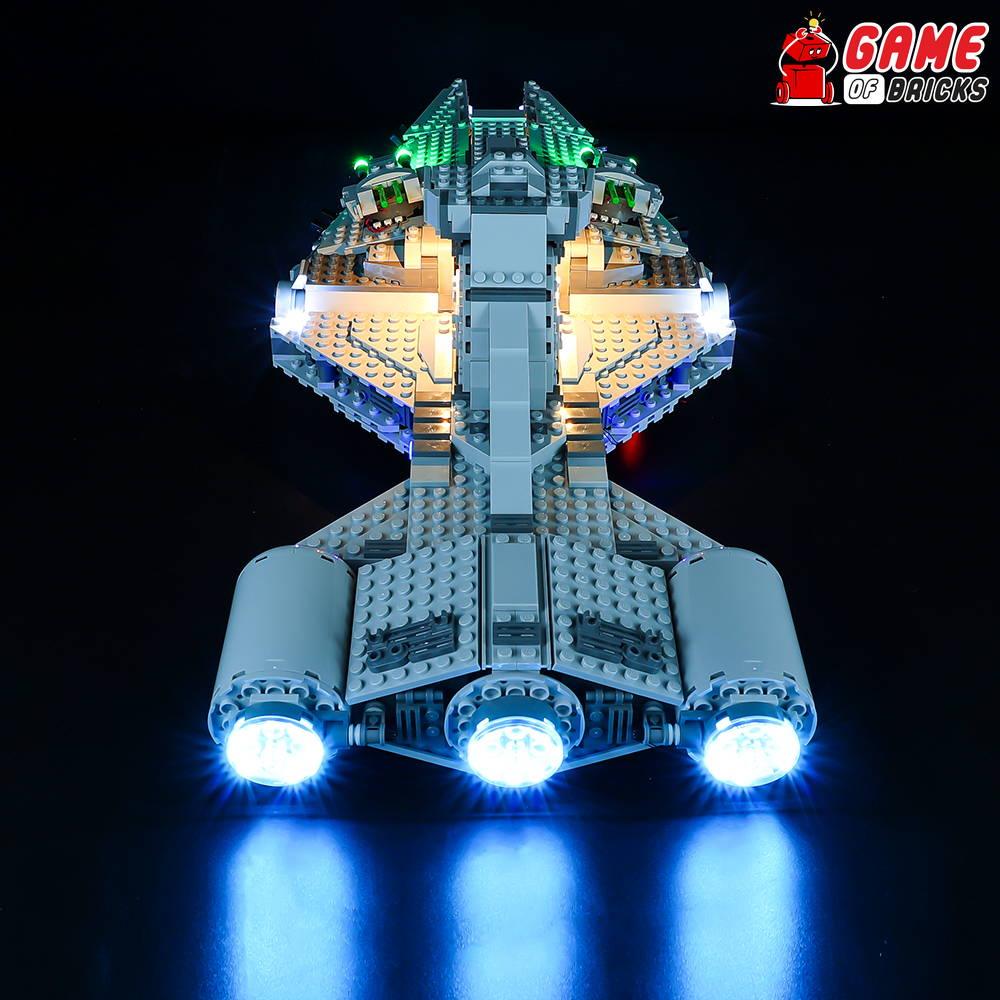 Light Kit for Imperial Light Cruiser 75315