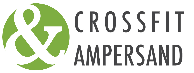 CrossFit Ampersand logo