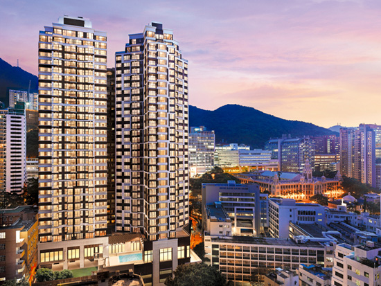 Hong Kong - the summa properties sai ying pun