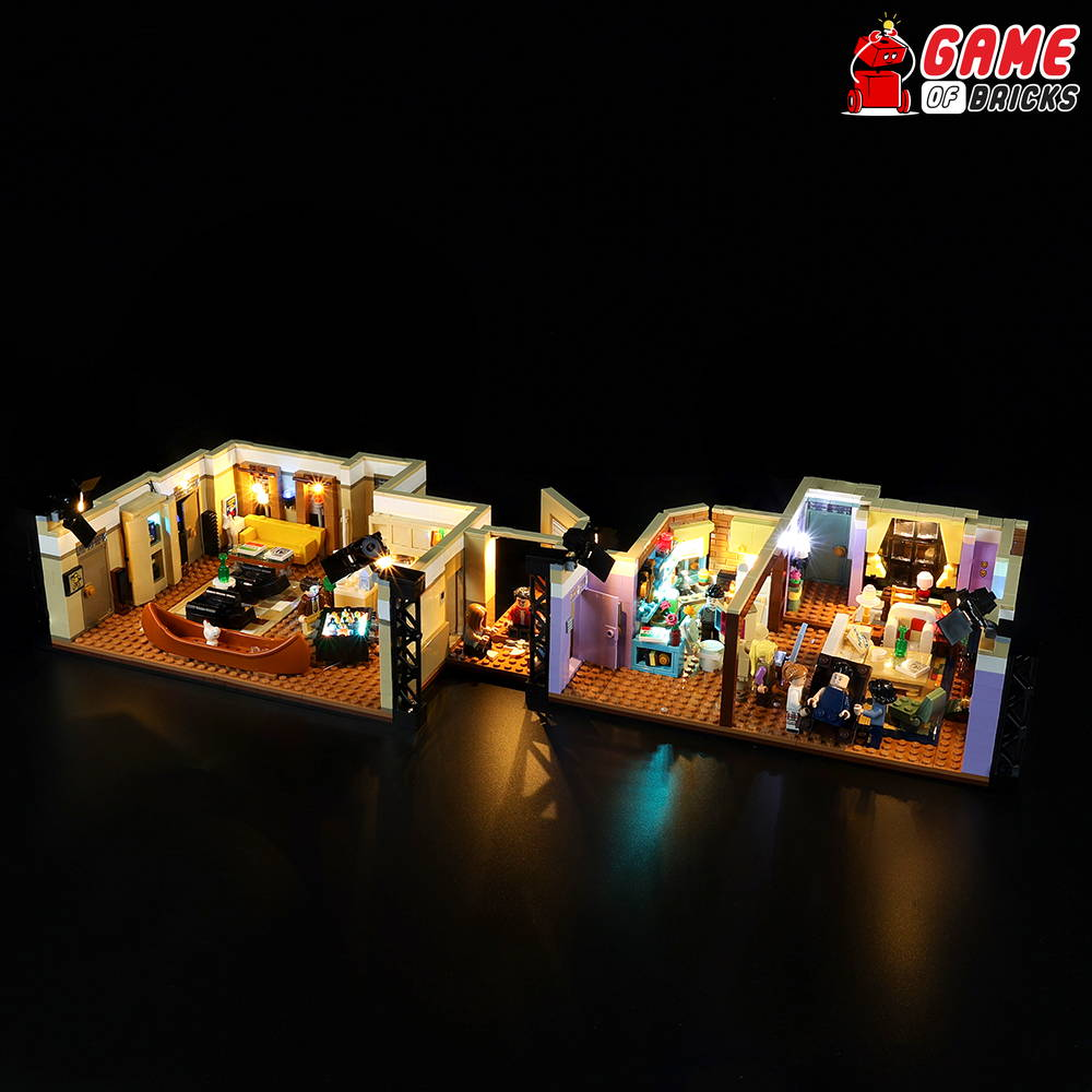 Light Kit for The Friends Apartments 10292