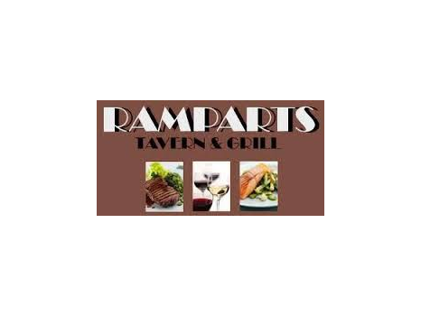 Gift Certificate to Ramparts Tavern and Grill