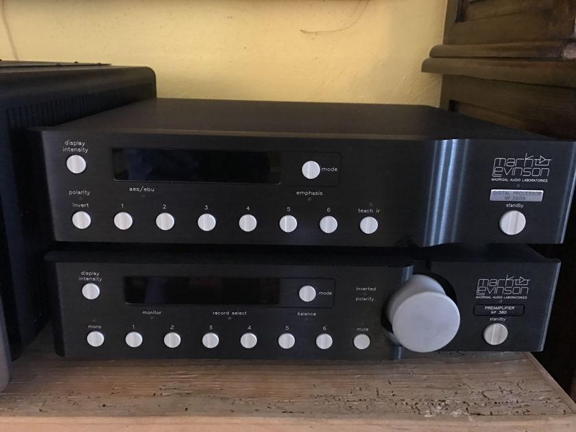 Levinson No 380 Pre Amp