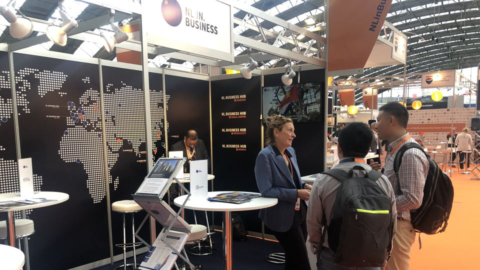 NLinBusiness op de Offshore Energy 2019