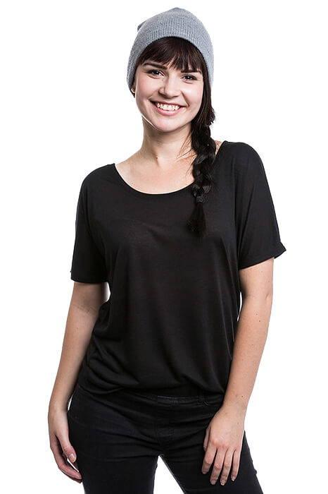 Frauen T-Shirt mit U-Ausschnitt - Spreadshirt ©