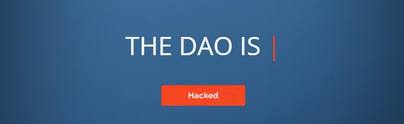 Some History, Some Musings and My Take on the DAO