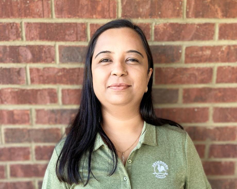 Ms. Preeti , Preschool Pathways Lead Teacher