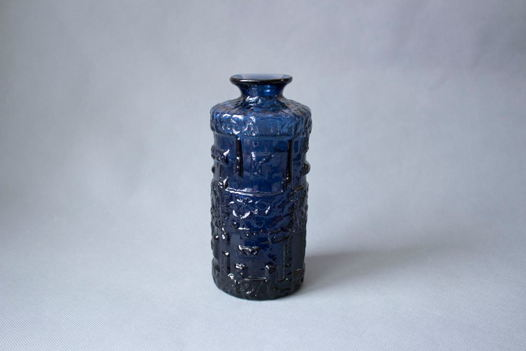 Суперфактурная модернистская ваза, Швеция, 60е