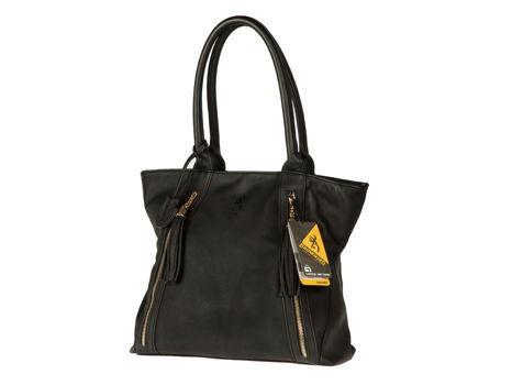 Browning Alexandria Concealed Carry Handbag - black