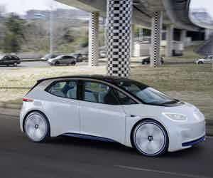 Volkswagen Goes Electric