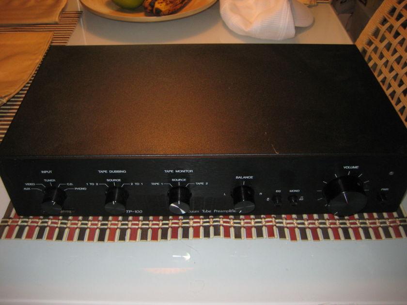 Sound Valves VTP 100 Nice tube preamp with phono
