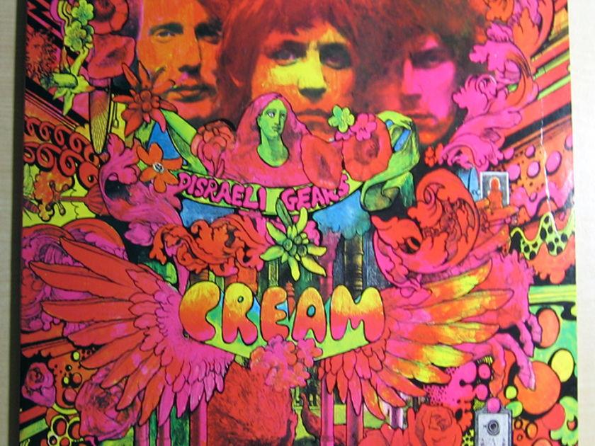 Cream - Disraeli Gears - 1986 Reissue Polydor 823 636-1