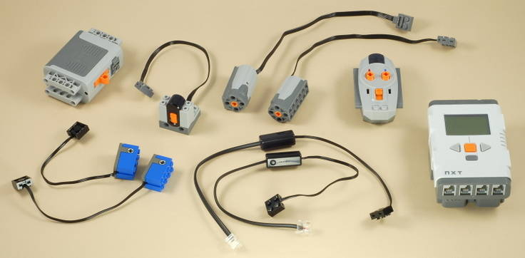 lego electrical parts