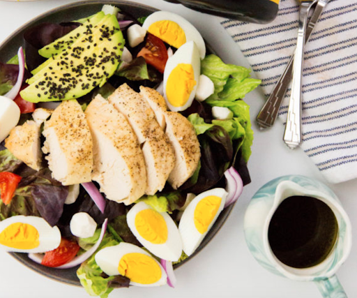 Loaded Chicken Cobb Salad