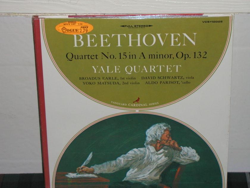 Yale Quartet - Beethoven Qt 15 Still Sealed