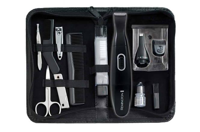 Rasuradora de Viaje- Remington Kit de Viaje
