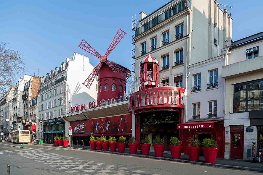 Paris - Immobilier Paris 18ème arrondissement - Moulin Rouge - Engel Volkers