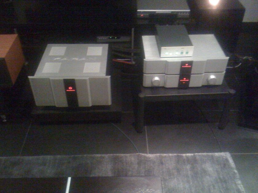 Karan Acoustics KAL mk3 silver preamplifier