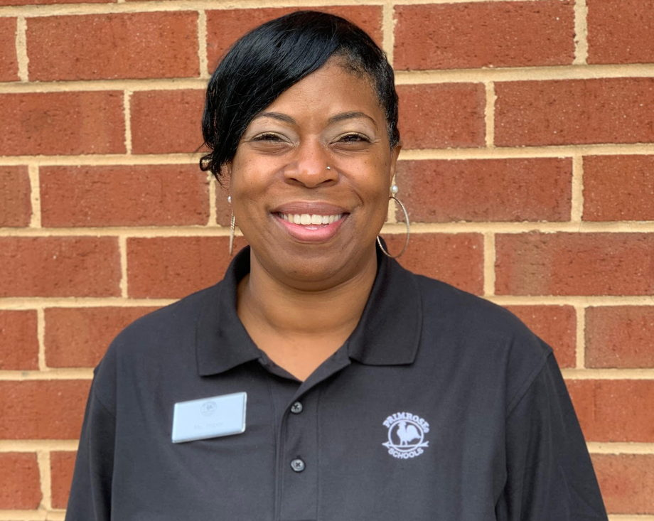 Ms. Roper , Preschool Support Teacher
