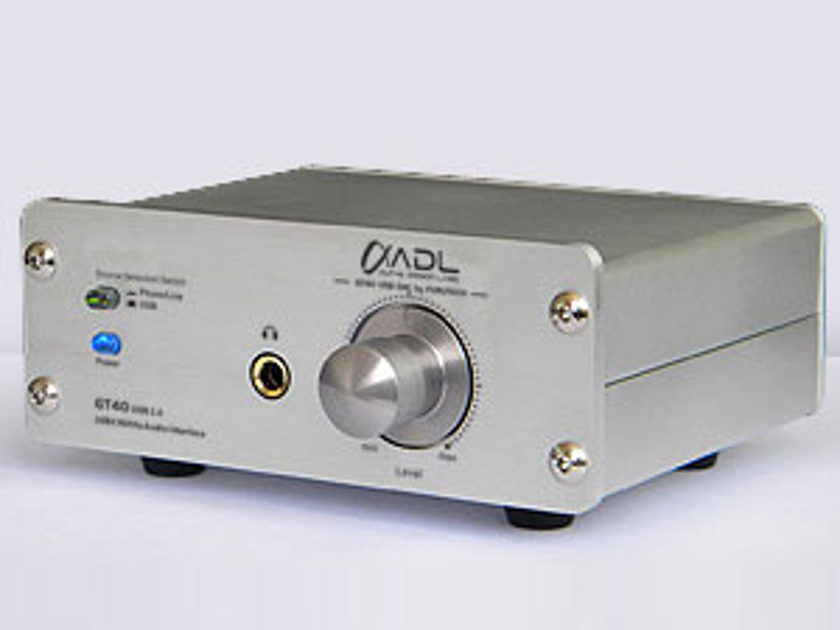 Furutech GT40 Preamp/HP amp/DAC/Phono stage