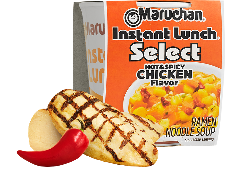 Select Hot & Spicy Chicken