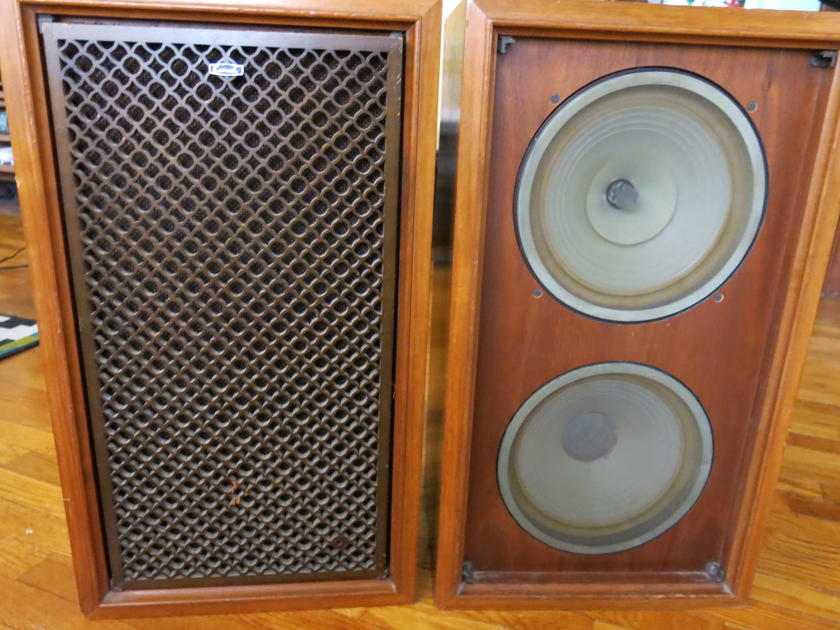 Coral Beta 10 Full Range Speakers, Drivers, Cabinets