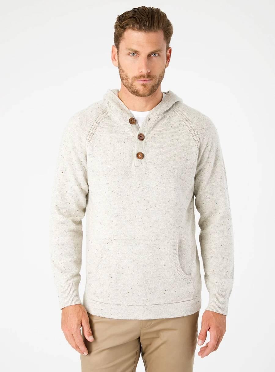 Shasta Knit Pullover Hoodie