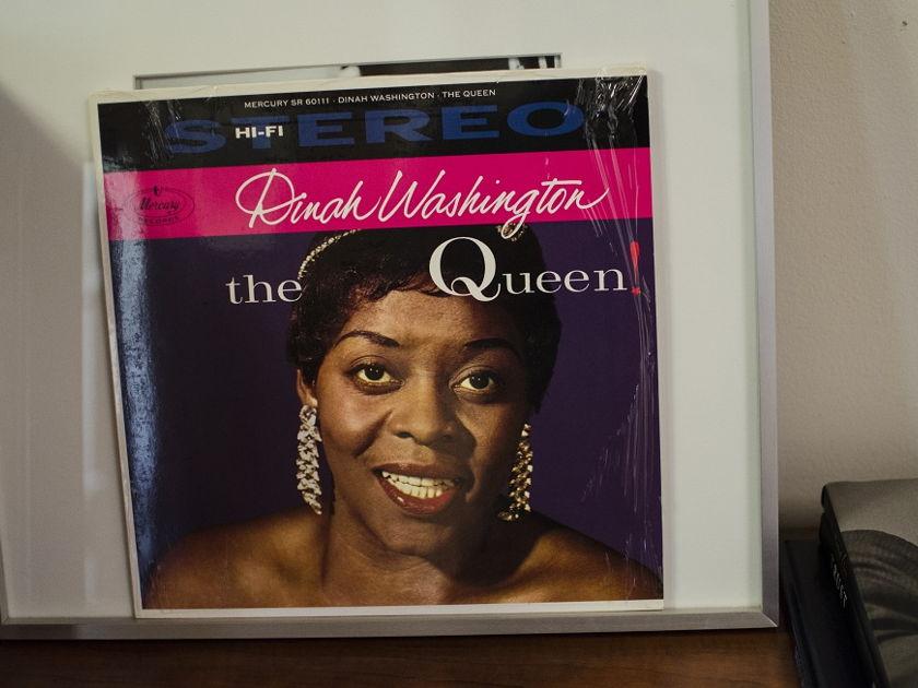 Dinah Washington - The Queen Speakers Corner