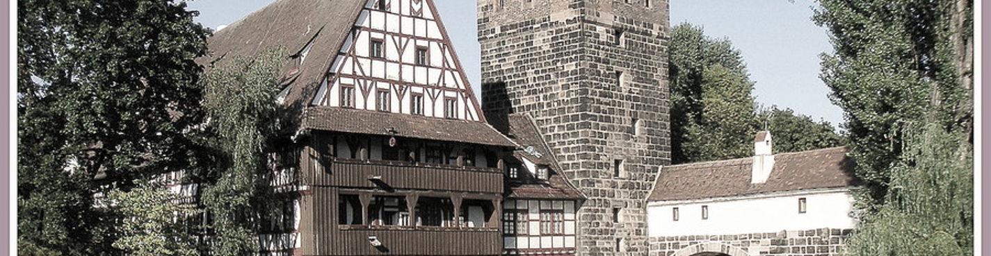 Обзорная экскурсия по Нюрнбергу