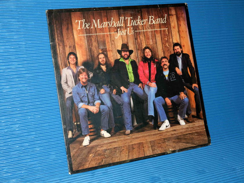 "THE MARSHALL TUCKER BAND - ""Just Us"" - Warner Brothers 1983 SEALED"