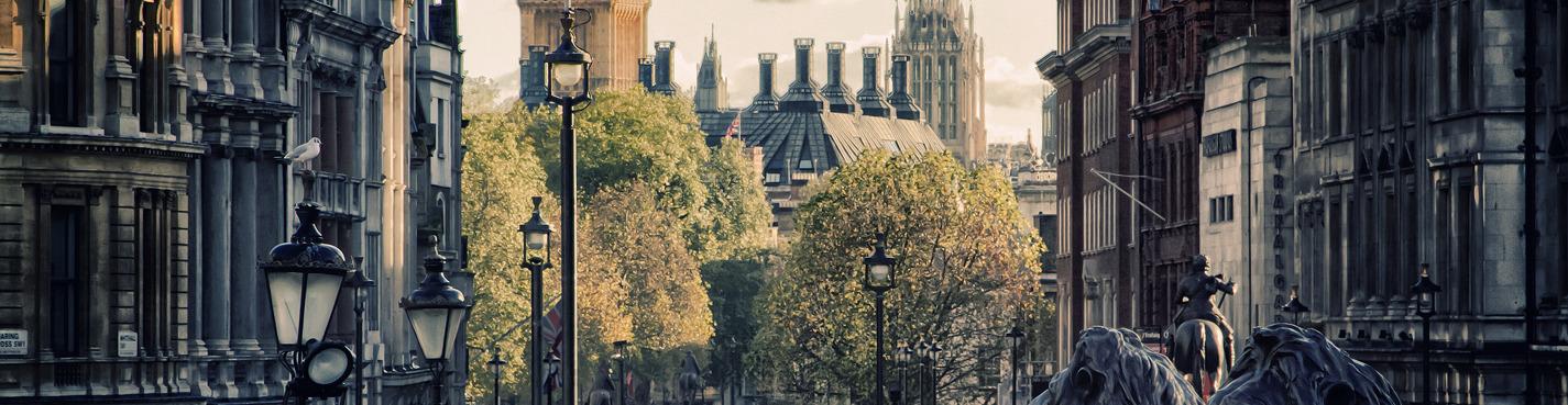 Обзорный тур по Лондону