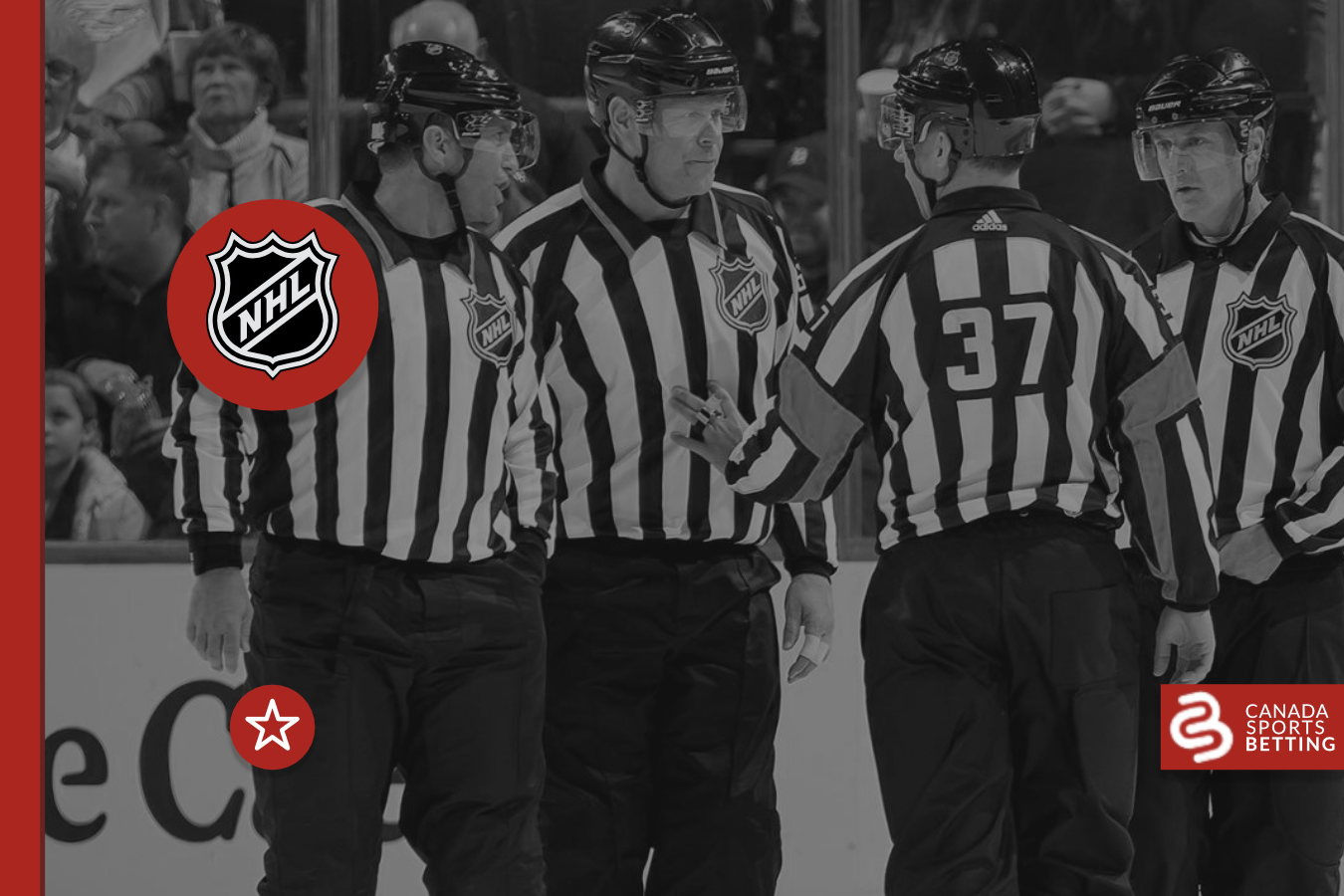 Best NHL Referees in the 2021 season